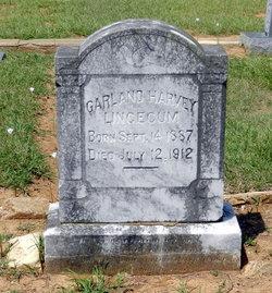 Garland Harvey Lincecum