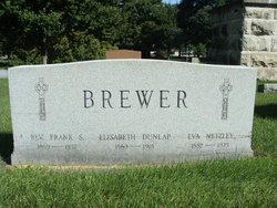 Eva <I>Netzley</I> Brewer