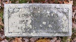 Rev Edward Percival Allen