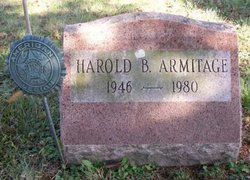 Harold Bates Armitage