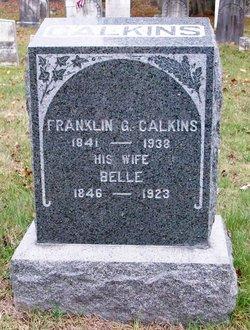 Franklin G Calkins