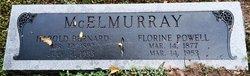 Harold Bernard McElmurray
