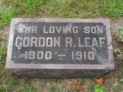 Gordan R Leaf