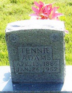 Mary Tennessee <I>Casey</I> Adams