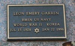 Leon Emery Garren