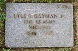 Lyle Rodney Gayman, Jr