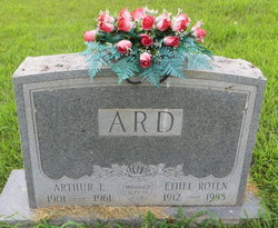 Ethel <I>Roten</I> Ard