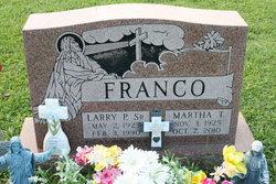 Larry Paul Franco, Sr