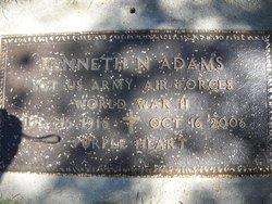 Sgt Kenneth N. Adams
