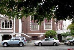 Seattle First Baptist Church Columbarium