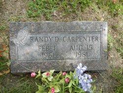 Randy D. Carpenter