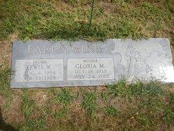 Gloria Mae <I>Wilson</I> Earleywine