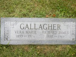 Vera Marie <I>Basye</I> Gallagher