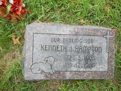 "Kenneth Joseph ""Kenny"" Hampton"