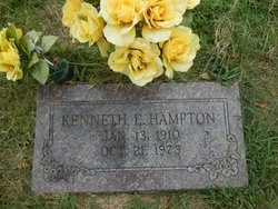 Kenneth Edwin Hampton