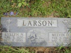 Melvin O. Larson
