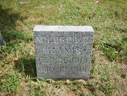 Mildred C. McAmis