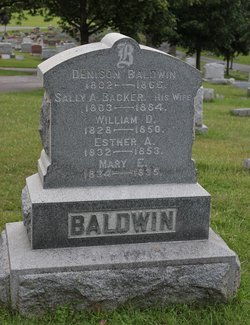 Esther A Baldwin