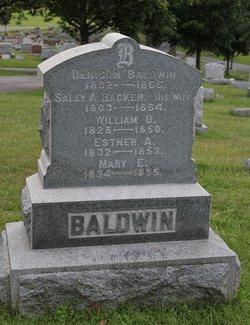 Mary E Baldwin