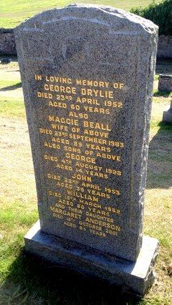 John Beall Drylie