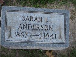 Sarah L. Anderson
