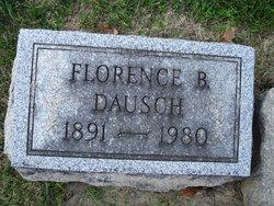 Florence B. Dausch