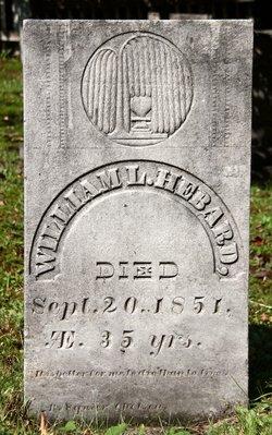 William Lewis Hibbard (Hebard)