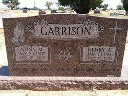 Henry Anacin Garrison