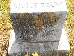 """Ralph """"Little Ralph"""" Ashlock"""