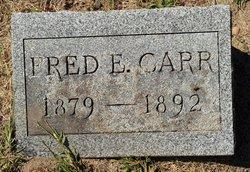 Fred E. Carr