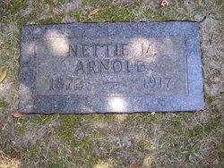 Nettie M Arnold
