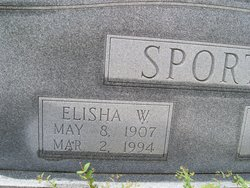 Elisha W Sports