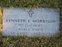 Kenneth E Morrison