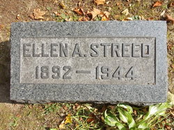 Ellen A. <I>Johnson</I> Streed