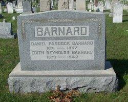 Daniel Paddock Barnard, III