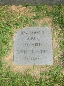 Rev James S. Adams
