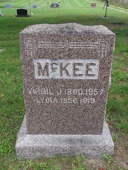 Lydia <I>Cosgrove</I> McKee