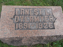 Earnest L Overmyer