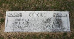 Lillie Mae <I>Cross</I> Cargile