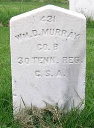 Pvt William D. Murry