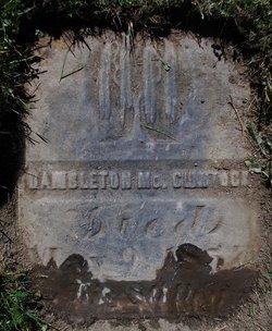Hamilton McClintock