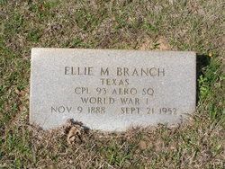 Ellie M Branch