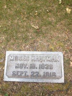 Moses Kaufmann