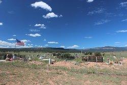 Ocate Catholic Cemetery