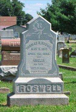 Amelia <I>Kirby</I> Roswell