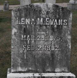 Lena M. Evans