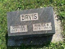Myrtle B. <I>Beach</I> Davis