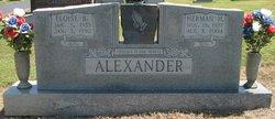 Eloise B Alexander