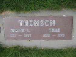 Edward L Thomson