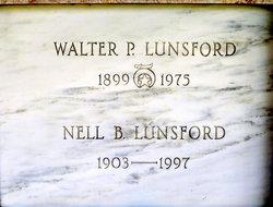 """Eleanor Broderick """"Nell"""" <I>Mott</I> Lunsford"""
